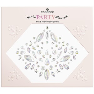 Essence - Let The Party Glow - Mix+Match Face Jewels