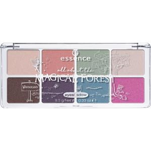 Essence - Eyeshadow - All About The Magical Forest Eyeshadow Palette