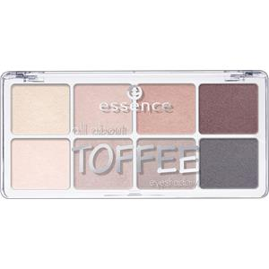 Essence - Eyeshadow - All About Toffee Eyeshadow Palette