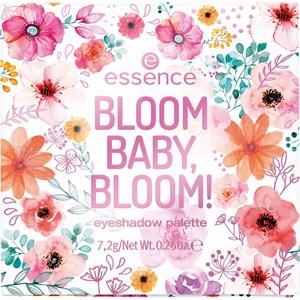 Essence - Fard à paupières - BLOOM BABY, BLOOM! Eyeshadow Palette