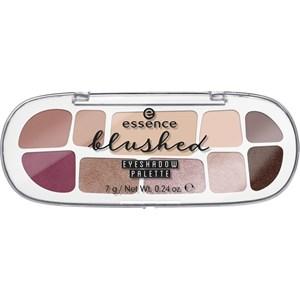 Essence - Sombras de ojos - Blushed Eyeshadow Palette