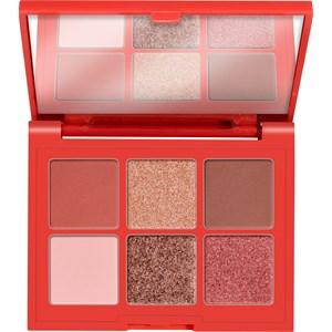 Essence - Sombra de olhos - Bronzed This Way Eyeshadow Palette
