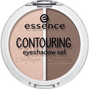 Essence - Lidschatten - Contouring Eyeshadow Set