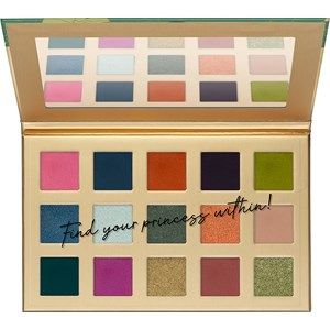 Essence - Eyeshadow - Disney Princess Tiana Eyeshadow Palette