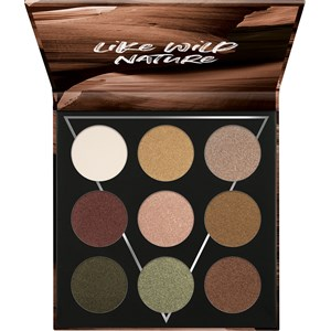 Essence - Eyeshadow - Earth Eyeshadow Palette Like Wilde Nature
