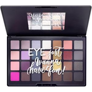 Essence - Eyeshadow - Eye Just Wanna Have Fun! Big Eyeshadow Palette