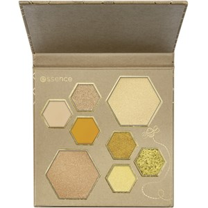 Essence - Eyeshadow - Eyeshadow & Highlighter Palette