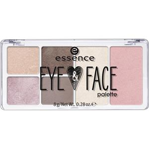 Essence - Lidschatten - Glow For It Eye & Face Palette