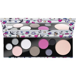 Essence - Eyeshadow - Not Your Princess Eye & Face Palette