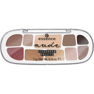 Essence - Eyeshadow - Nude Eyeshadow Palette