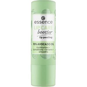 Essence - Lippenpflege - Booster Lip Peeling