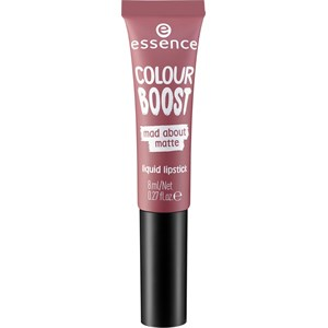 Essence - Lippenstift - Colour Boost Mad About Matte Liquid Lipstick