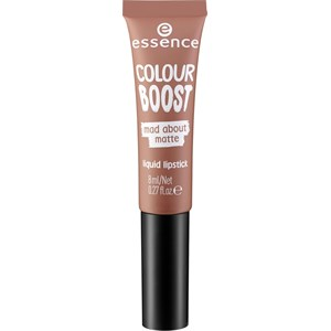 Essence - Lipstick & Lipgloss - Colour Boost Mad About Matte Liquid Lipstick