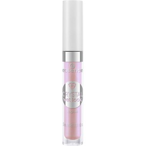 Essence - Lipstick & Lipgloss - Crystal Wet Look Lipgloss