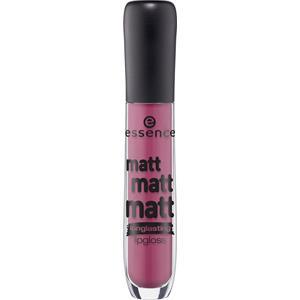 Essence - Lippenstift & Lipgloss - Matt Matt Matt Lipgloss