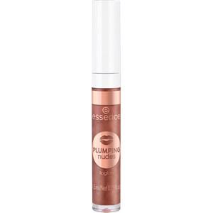 Essence - Lipstick & Lipgloss - Plumping Nudes Lipgloss