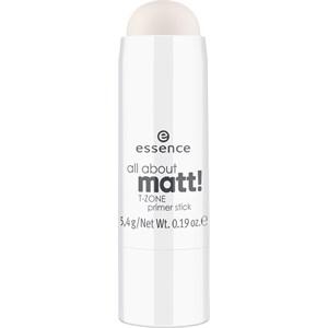 Essence - Primer - All About Matt! T-Zone Primer Stick