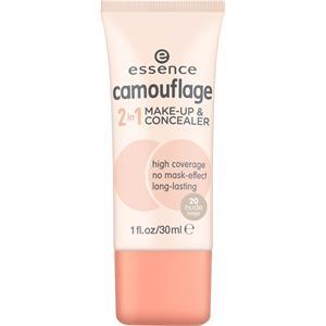 Essence - Make-up - Camouflage 2 in 1 Make-up & Concealer
