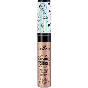 Essence - Make-up - Cosmic Cuties Fox Love Liquid Highlighter