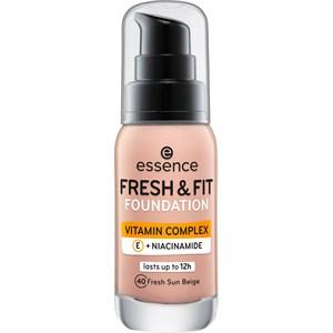Essence - Make-up - Fresh & Fit Foundation
