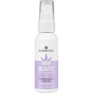 Essence - Make-up - HIGH BEAUTY Mattifying Make-Up Fixing Mist