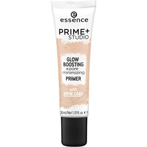 Essence - Primer - Prime+ Studio Glow Boosting + Pore Minimizing Primer