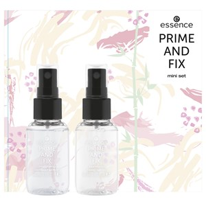Essence - Primer - Prime and Fix Mini Set