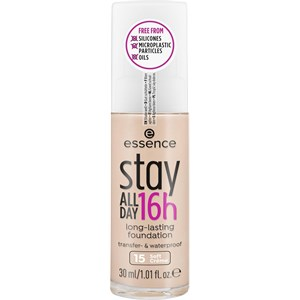 Essence - Make-up - Stay All Day 16 h Long-Lasting Foundation
