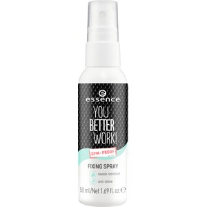 Essence - Maquilhagem - You Better Work! Fixing Spray