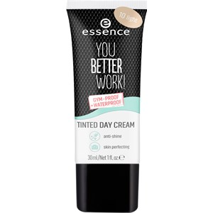 Essence - Meikit - You Better Work! Tinted Day Cream