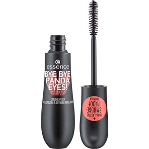 Essence - Maskara - Bye Bye Panda Eyes  Volumizing & Defining Mascara