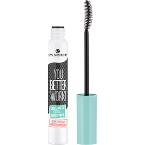 Essence - Mascara - You Better Work! Volume & Curl Mascara