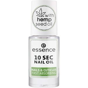 Essence - Verniz de unhas - 10 Sec Nail Oil Fast Absorbing