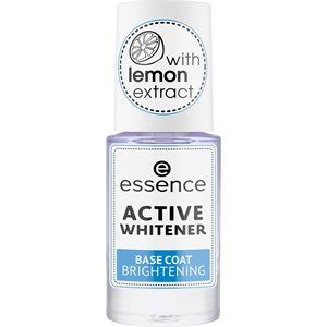 Essence - Smalto per unghie - Active Whitener Base Coat Brightening