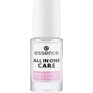 Essence - Lakier do paznokci - All In One Care Base & Top Coat Multitalent
