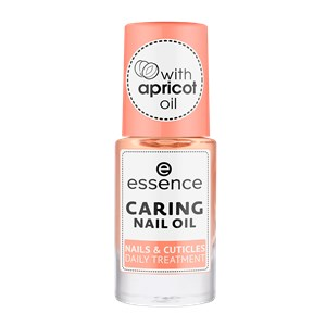 Essence - Nail polish - Caring Nail Oil Daily Treatment