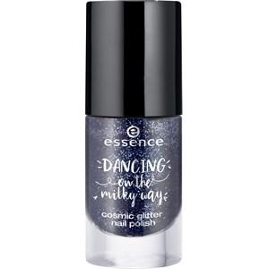 Essence - Nagellack - Dancing On The Milky Way Cosmic Glitter Nail Polish