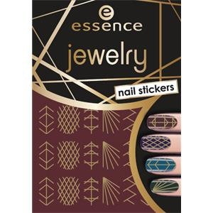 Essence - Nagellak - Jewelry Nail Stickers