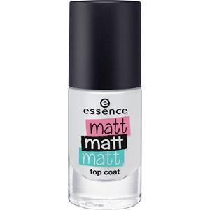 Essence - Nagellak - Matt Matt Matt Top Coat