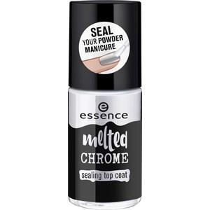 Essence - Nagellack - Melted Chrome Sealing Top Coat