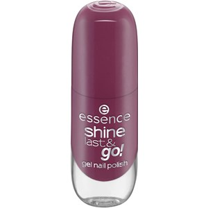 Essence - Nail polish - Shine Last & Go! Gel Nail Polish