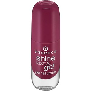 Essence - Nagellak - Shine Last & Go! Gel Nail Polish