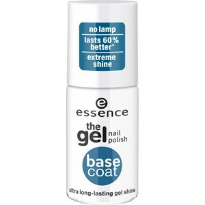 Essence - Nail polish - The Gel Nail Polish Base Coat
