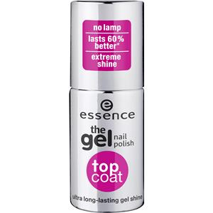 Essence - Nagellack - The Gel Nail Polish Top Coat