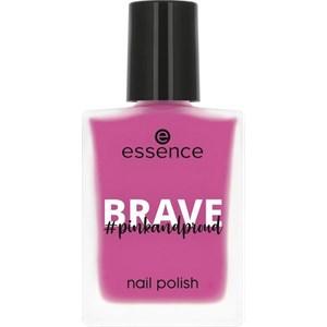 Essence - Nagelpflege - Brave Nail Polish