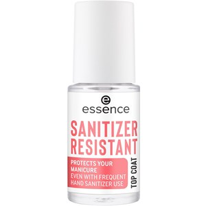 Essence - Nagelpflege - Sanitizer Resistant Top Coat