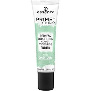 Essence - Primer - Prime+ Studio Redness Correcting + Pore Minimizing Primer