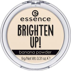 Essence - Powder & Rouge - Brighten Up! Banana Powder