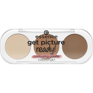 Essence - All About Matt! Puder - Get Picture Ready! Contouring Palette