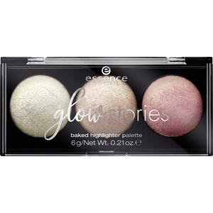 Essence - Highlighter - Glow Stories Baked Highlighter Palette